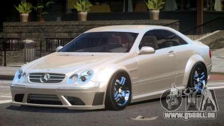Mercedes Benz CLK63 GT für GTA 4