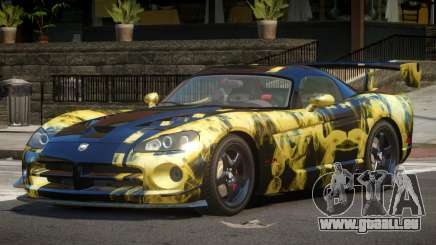Dodge Viper SRT M-Sport PJ5 pour GTA 4