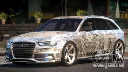 Audi RS4 GST PJ4 pour GTA 4