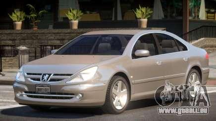 Peugeot 607 V1.0 für GTA 4