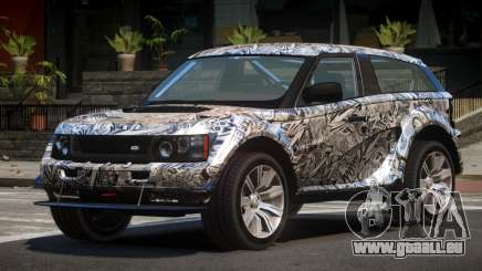 Land Rover Bowler RT PJ4 pour GTA 4