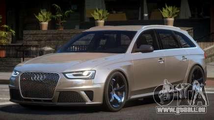 Audi RS4 GST pour GTA 4