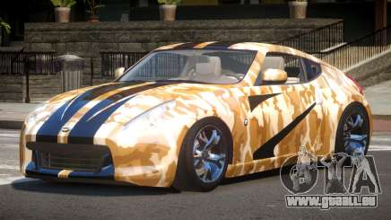 Nissan 370Z TR PJ5 für GTA 4