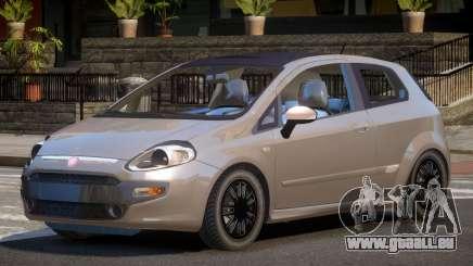 Fiat Punto TR pour GTA 4