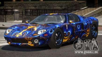 Ford GT1000 RS PJ3 pour GTA 4
