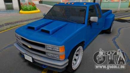 1992 Chevrolet Silverado 3500 Custom für GTA San Andreas
