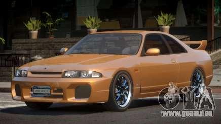 Nissan Skyline R32 LR pour GTA 4