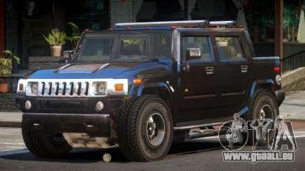 Hummer H2 TR für GTA 4