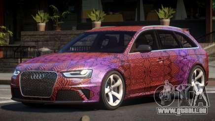 Audi RS4 GST PJ3 pour GTA 4