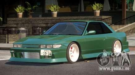 Nissan Silvia S13 TSI für GTA 4