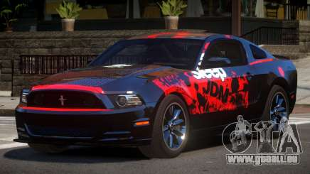 Ford Mustang 302 MS PJ2 für GTA 4