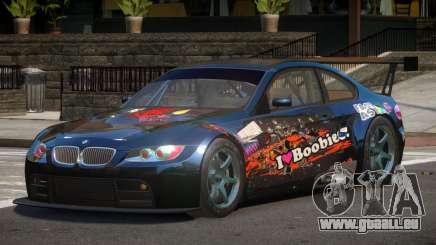 BMW M3 GT2 MS PJ2 für GTA 4