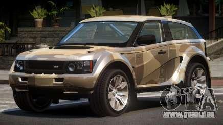 Land Rover Bowler RT PJ2 pour GTA 4