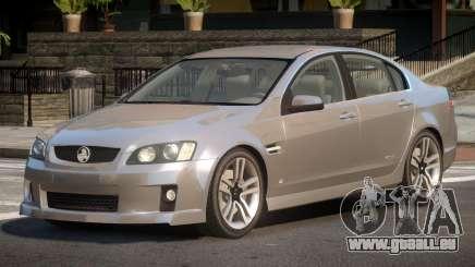 Holden Commodore CL für GTA 4