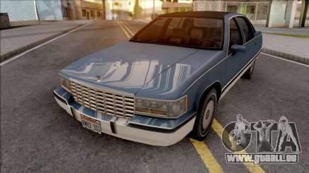 Cadillac Fleetwood Brougham 1993 pour GTA San Andreas
