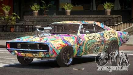 1964 Dodge Charger RT PJ5 pour GTA 4