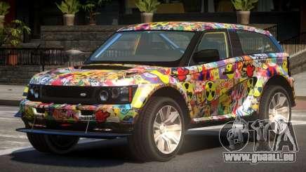 Land Rover Bowler RT PJ1 pour GTA 4