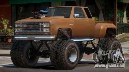 Vapid Bobcat Off Road für GTA 4