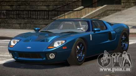 Ford GT1000 RS pour GTA 4