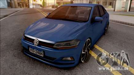 Volkswagen Virtus 2019 pour GTA San Andreas