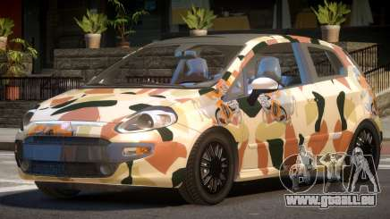Fiat Punto TR PJ6 pour GTA 4