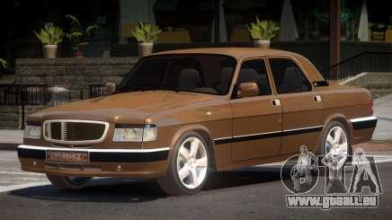 GAZ 3110 L-Tuned pour GTA 4