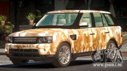 Range Rover Sport SL PJ5 pour GTA 4