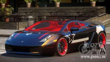 Lamborghini Gallardo FSI PJ1 für GTA 4