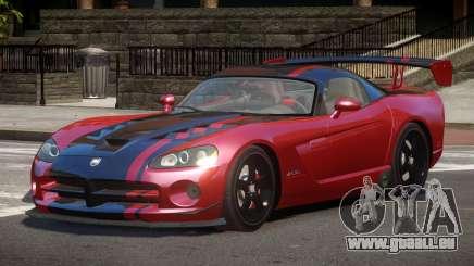 Dodge Viper SRT RG pour GTA 4