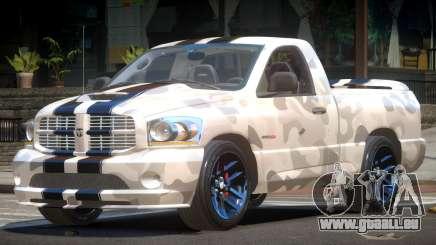 Dodge Ram R-Tuned PJ1 pour GTA 4