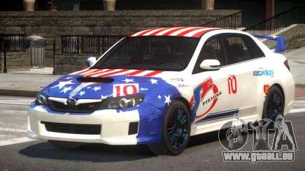 Subaru Impreza WRX SR PJ1 für GTA 4