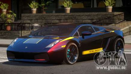 Lamborghini Gallardo FSI PJ6 pour GTA 4