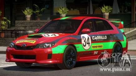 Subaru Impreza WRX SR PJ3 für GTA 4