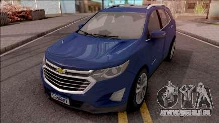 Chevrolet Equinox 2020 für GTA San Andreas