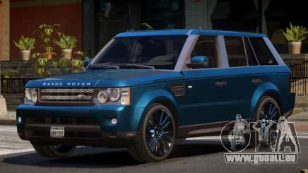 Range Rover Sport RP pour GTA 4
