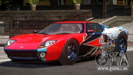 Ford GT1000 RS PJ6 pour GTA 4