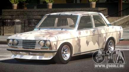 Datsun Bluebird L-Tuning PJ2 für GTA 4