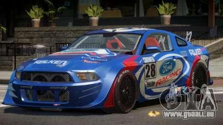 Ford Mustang GT R-Tuning PJ5 für GTA 4