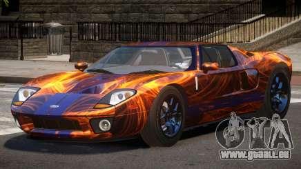Ford GT1000 RS PJ1 pour GTA 4