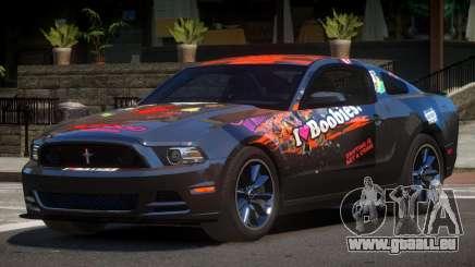 Ford Mustang 302 MS PJ3 für GTA 4