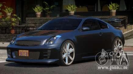 Infiniti G35 R-Tuning pour GTA 4