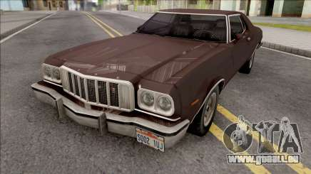 Ford Gran Torino 1976 Brown pour GTA San Andreas