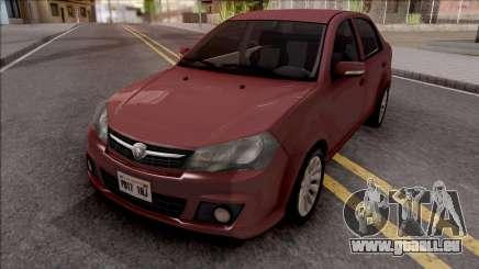 Proton Saga FLX v2.0 für GTA San Andreas