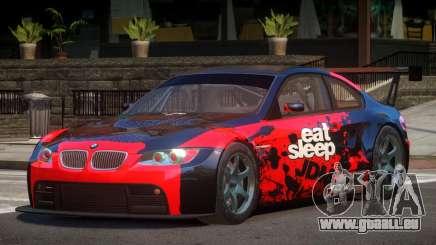 BMW M3 GT2 MS PJ1 für GTA 4