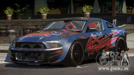 Ford Mustang GT R-Tuning PJ1 für GTA 4