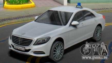 Mercedes-Benz S500 W222 ELS für GTA San Andreas
