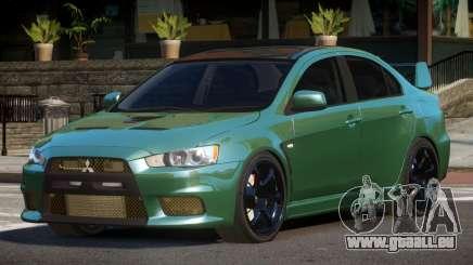 Mitsubishi Lancer X TR für GTA 4