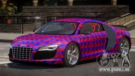 Audi R8 R-Tuned PJ3 pour GTA 4