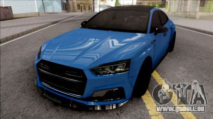 Audi S5 Sportback Wide Body pour GTA San Andreas