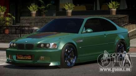 BMW M3 E46 MS pour GTA 4